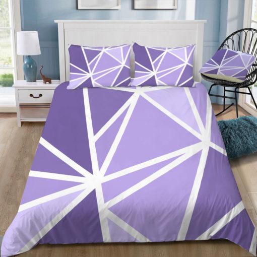 fimbis mosaic purples square tray top