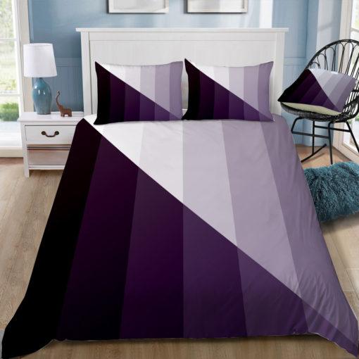 fimbis purple gradient square tray top